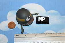 DID DRAGON IN DREAMS 1:6TH SCALE WW2 U.S. ARMY MP HELMET BRYAN