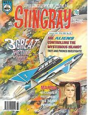 Stingray #23 (14th August 1993) TV21 full colour reprint strips