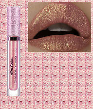 LIME CRIME - DIAMOND CRUSHERS - Iridescent Lip Topper - LIT - ROSE GOLD PINK