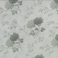 - Moda Double chocolat bleu Fleurs des champs Tissu coton patchwork 4092-23