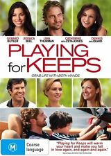 Playing for Keeps DVD R4
