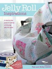 Jelly Roll Inspirations LINTOTT Jelly Roll Pattern Book