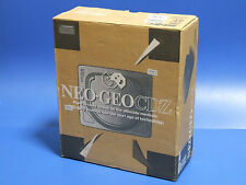 SNK NEO GEO CDZ Console System Boxed 2 Pads Fully working Import Japan