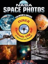 NASA Space Photos CD-ROM and Book (Dover Electronic Clip Art)