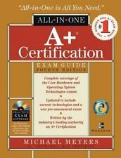 A+ Certification All-in-One Exam Guide, 4th Edition