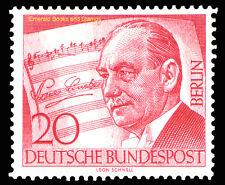 EBS West Berlin 1956 Paul Lincke Michel 156 MNH**