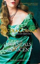 The Scandals of an Innocent (Brides of Fortune) - Nicola Cornick - FREE SHIP