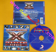 CD Compilation X-Factor Compilation 2009 Finale NOEMI BASTARD no mc lp mc (C4)