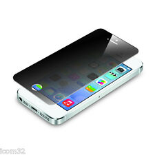 Apple iPhone 5 tempered glass privacy anti spy screen protector