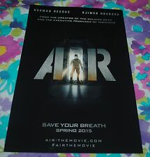 "Norman Reedus AIR Movie Promo Poster Robert Kirkman 17"" NEW NYCC 2014"