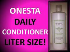 NEW!! ONESTA DAILY CONDITIONER FOR ALL HAIR TYPES ORGANIC COLOR SAFE VEGAN 32 OZ