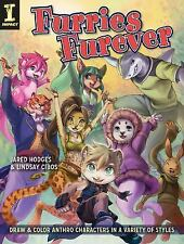 Furries Furever: Draw and Color Anthro Characters in a Varie
