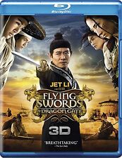 NEW - Flying Swords of Dragon Gate (3D) [Blu-ray]