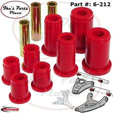 Prothane 6-212 Front Control Arm Bushing Kit-No Shells-Pair-97-03 F-150/250-2WD