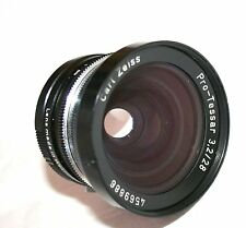 Carl Zeiss Pro-Tessar 3,2/28mm 3.2/28mm No.4569886 for Contaflex