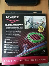 trace heating levante frost protection heat tape 1.6 metres (not cheap chinese)