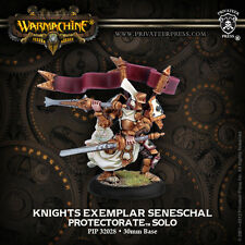 WARMACHINE - PROTECTORATE OF MENOTH - KNIGHTS EXEMPLAR SENESCHAL