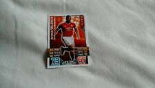 Match Attax 15/16 football card Antonio Valencia #169