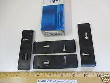"""4 PCS 1979/1989 MERCURY MARQUIS """"RETAINER"""" (BODY SIDE MOLDING) NOS FREE SHIPPING"""
