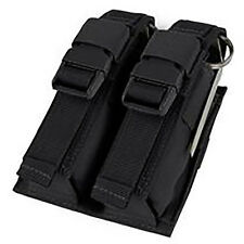Condor Double Flash Bang Pouch Gen II 191063-002 - Black - New