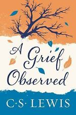 A Grief Observed, C. S. Lewis, Good Book