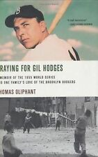 Praying for Gil Hodges: A Memoir of the 1955 World Series and One Fami-ExLibrary