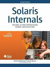 Solaris Internals: Solaris 10 And Open Solaris Kernel Architecture by Jim...
