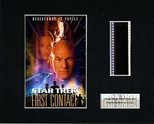 Star Trek  First Contact  8 x 10 film cells
