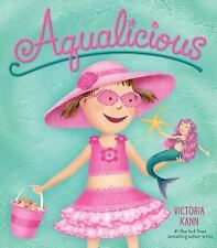 NEW - Aqualicious (Pinkalicious) by Kann, Victoria