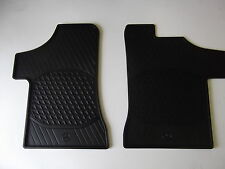 New Genuine Mercedes Vito Viano Rubber Pair Front Mats  639 Series 2010 Onwards
