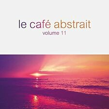 Le cafe Abstrait 11     3CDs 2016 Jens Buchert