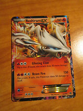 EX Pokemon RESHIRAM EX Card NEXT DESTINIES Set 22/99 Black and White BW 180HP