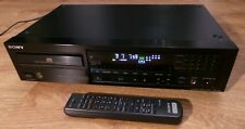 Rare Vintage Sony CDP-790 Audiophile DAC Stereo HiFi CD Compact Disc player