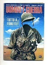 UOMINI E GUERRA # Anno I - N.7 - 7 Agosto 1977 # Dardo # Lire 300