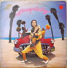 JOHNNY DESTINY & DESTINY: Girls, Rock 'N Roll & Cars-NM1980LP EMB COVER PROMO