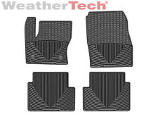 WeatherTech® All-Weather Floor Mats for Ford Escape - 2013-2016 - Black