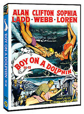 Boy On A Dolphin - Jean Negulesco, Sophia Loren, Alan Ladd, 1957 / NEW