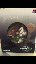 Parasite Eve II 2 Square Millennium Collection JAPAN PlayStation 1 US SELLER