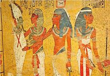 BR3100 Thebes - Valley of the Kings - Paintings in Tut Ankh Amon Tomb  egypt