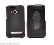 OEM Seidio Surface Combo Holster Casew/ Clip For HTC EVO 4G 9292 Black Sprint