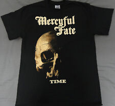 MERCYFUL FATE- TIME T-SHIRT, SMALL SIZE