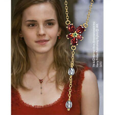Harry Potter Deathly Hallows Hermione Necklace Pendant Cosplay Costume Accessory
