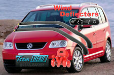 VW TOURAN 2003-2010 WIND DEFLECTORS (31142) 2pcs only for front door