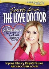 Secrets From the Love Doctor With Dr. Terri Orbuch 2013 by Entertainme ExLibrary