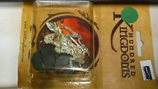 Hundred Kingdoms Avalon Templar Knights  (2) metal oop