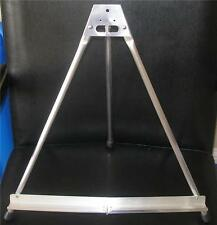 "NIP Portable 17"" ALUMINUM EASEL artist folding Tabletop travel light weight"