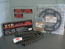 YAMAHA XT660Z TENERE CHAIN AND SPROCKET KIT 08-14 HEAVY DUTY X-RING