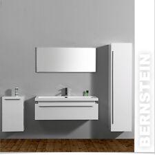 BERNSTEIN Diseño Set Muebles de Baño Muebles De Baño baño Lavabo Espejo Blanco