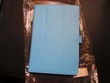 ProCase NEXUS 9 Tablet Folio Stand Book Cover Case LIGHT BLUE w/strap! LOT of 10