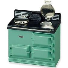 DOLLHOUSE Aga Stove 1.779/5 Reutter Kitchen Green Miniature NRFB 1:12 gemjane